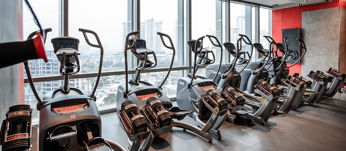 Fitness first grand indonesia premier gym fitness center