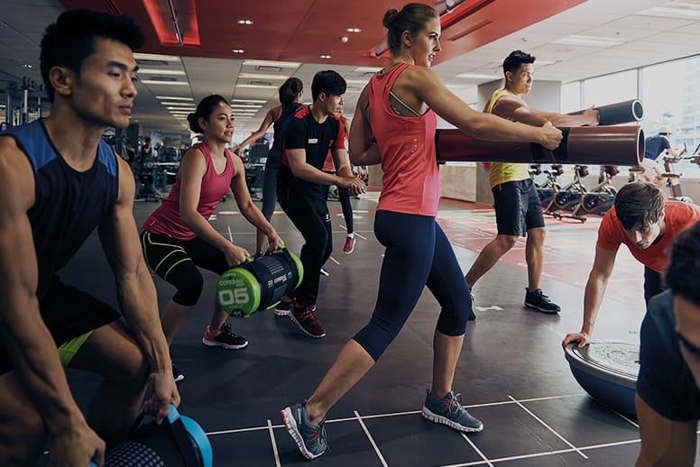 Fitness First Indonesia Official Site: Premium Gym & Fitness