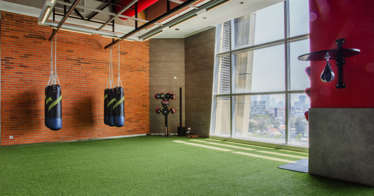 FITNESS FIRST Lotte Shopping Avenue - Gym & Fitness Centre